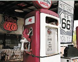 route 66: the main street of america, the mother road