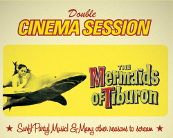 double session II: mermaids of tiburon